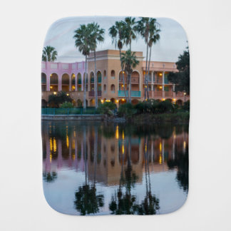 Coronada Springs Reflections Burp Cloth