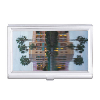 Coronada Springs Reflections Business Card Holder