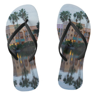 Coronada Springs Reflections Thongs