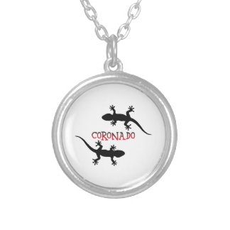 Coronado California Silver Plated Necklace