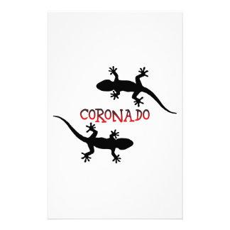 Coronado California Stationery