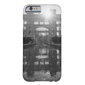 Coronado Sunburst Grayscale Barely There iPhone 6 Case