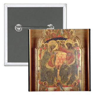 Coronation of the Virgin, 1372 Pin