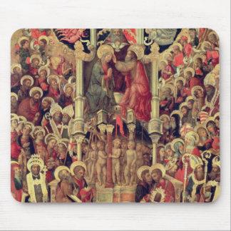 Coronation of the Virgin Mousepad