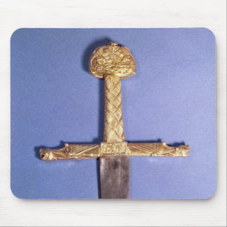 Coronation sword of the Kings of France Mouse Pad