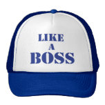 Corporate Boss Mesh Hat