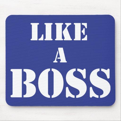Corporate Boss Mousepad