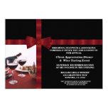 Corporate Event Client Appreciation Custom Invites