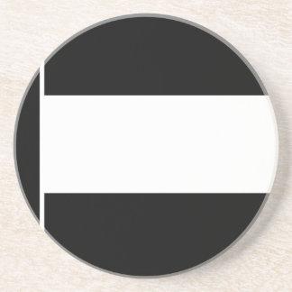 Corporate Logo Flag Coaster