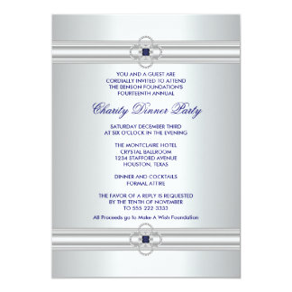 Corporate Party Event Inviations Card