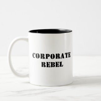 Corporate Rebel Coffee Mug