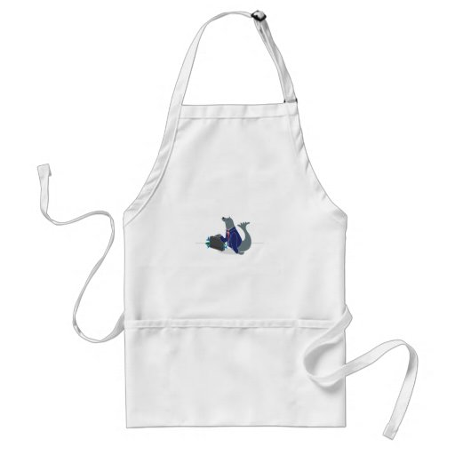 Corporate Seal Aprons