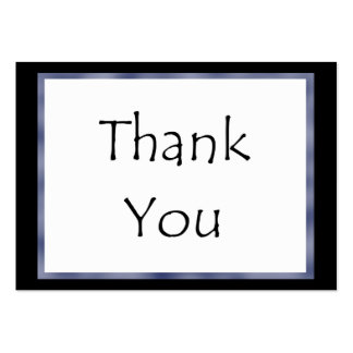 Corporate Thank You Reward Cards Business Cards