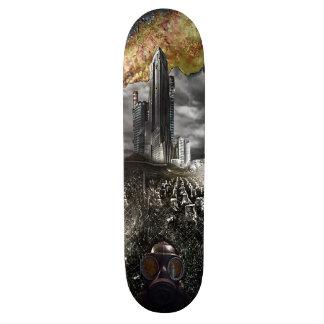Corporation Apocalypse 21.6 Cm Old School Skateboard Deck