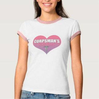Corpsman's Sweetheart T-Shirt