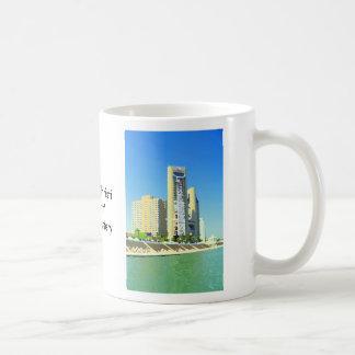 Corpus Christi Bayfront mug