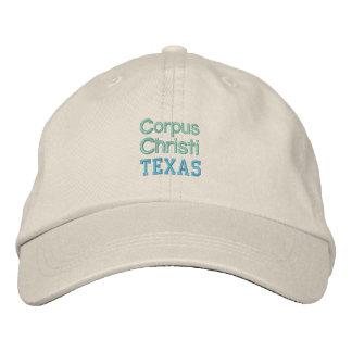 CORPUS CHRISTI cap Embroidered Cap