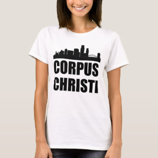 Corpus Christi TX Skyline T-Shirt