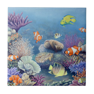 Corral Reef tile