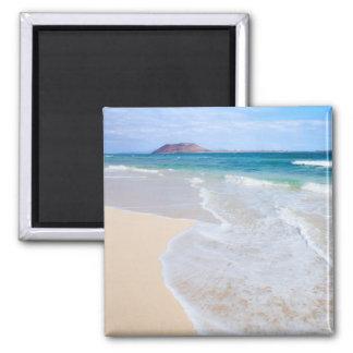 Corralejo Flag Beach Magnet