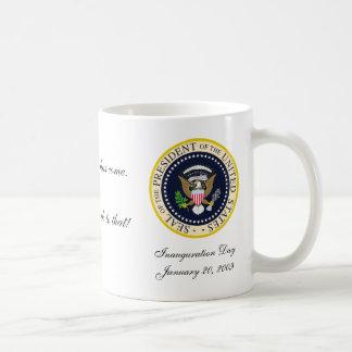 corrected version Obama Mug