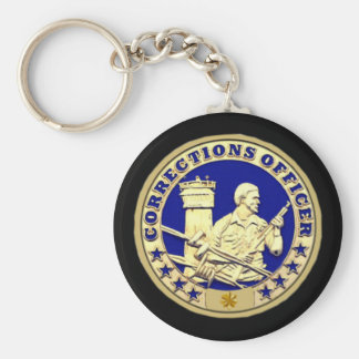 Correctional Officer Keychain