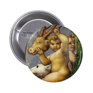 Correggio- Putto With Hunting Trophy Pins