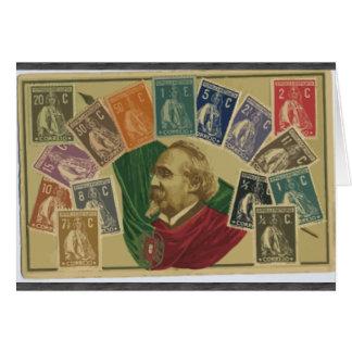 Correjo, Vintage Greeting Card