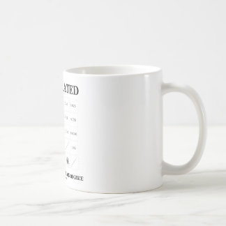 Correlated But Only To A Certain Degree (Stats) Mugs