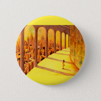 Corridor 6 Cm Round Badge