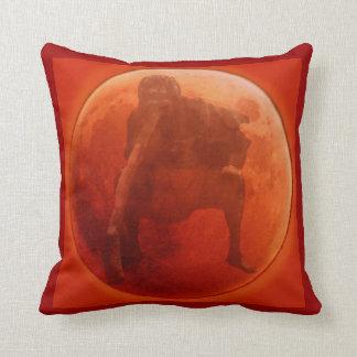 Corroboree Moon Pillow Cushion