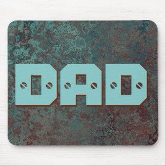 "Corrosion ""Copper"" DAD print mousepad"