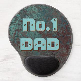 "Corrosion ""Copper"" No.1 DAD print gel mousepad"
