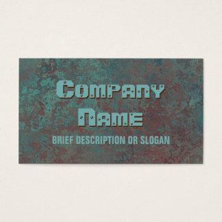 """Corrosion """"copper"""" print 'description'"""