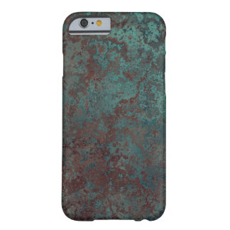 """Corrosion """"Copper"""" print iPhone 6/6S barely there Barely There iPhone 6 Case"""
