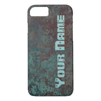 "Corrosion ""Copper"" print 'Name' iPhone 7 iPhone 7 Case"