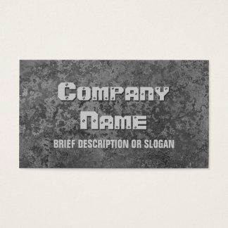 Corrosion grey print 'description'