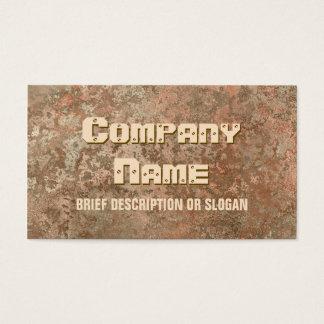 Corrosion orange print 'description'