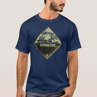 Corrosive HAZMAT T-Shirt