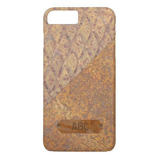 Corrugated and Rusted Metal iPhone 7 Plus Case