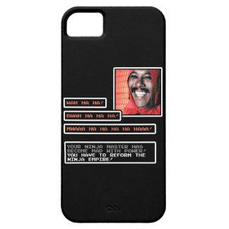 Corrupt Ninja Master Iphone Case