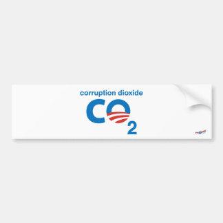 Corruption Dioxide 1 bumper sticker