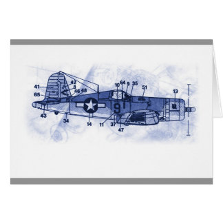 Corsair Blueprint Card