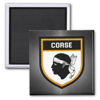 Corse  Flag Magnet