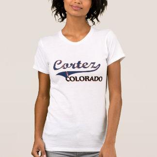 Cortez Colorado City Classic Tee Shirt
