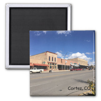 Cortez - Colorado Magnet
