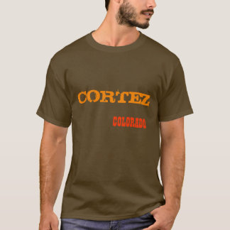 Cortez, Colorado, United States T-Shirt
