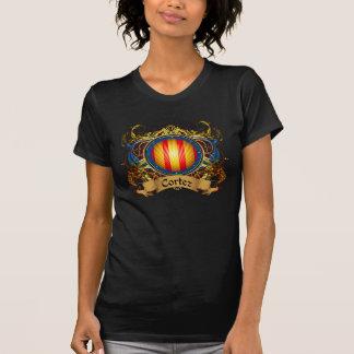 Cortez Family Crest T-Shirt