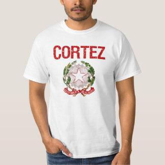 Cortez Italian Surname T Shirt
