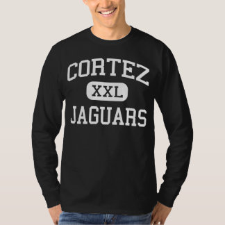Cortez - Jaguars - Middle School - Cortez Colorado Tshirt